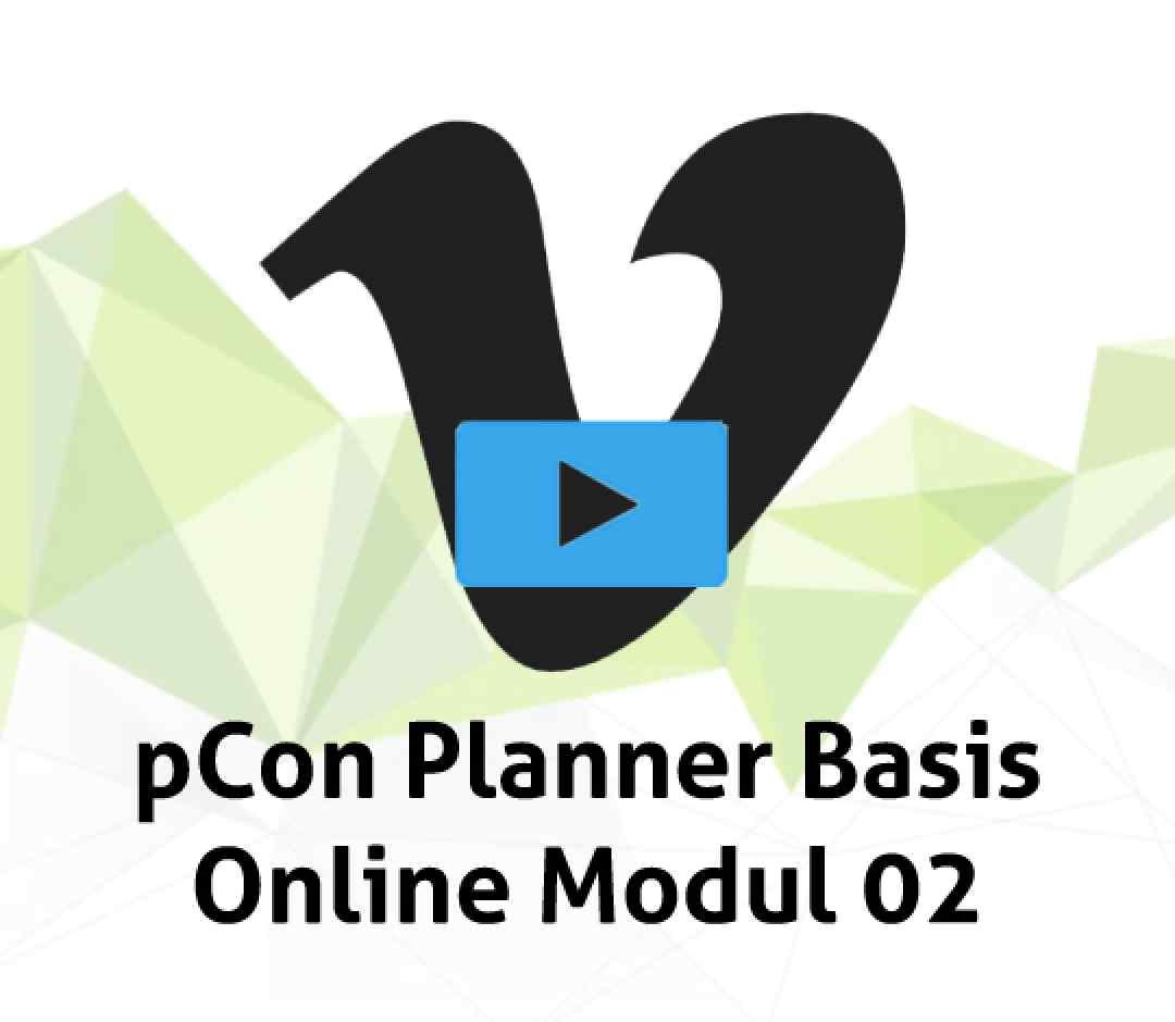 pCon Planner Basis Modul 02