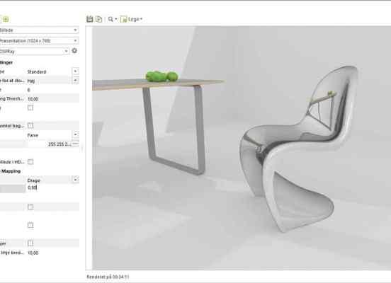 pCon Planner Vimeo 3d model Render Tips